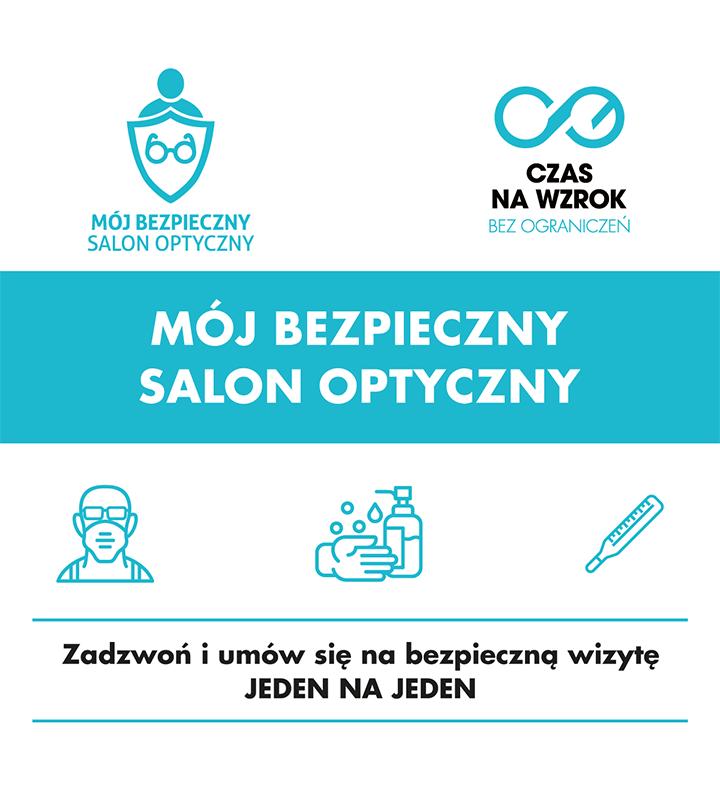 JZO wspiera akcję #Mój Bezpieczny Salon Optyczny